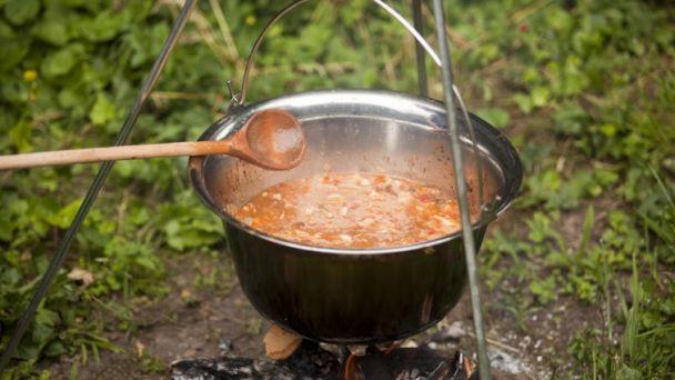 Kotlík Fest - súťaž vo varení držiek