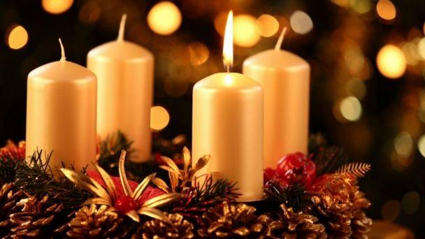 Zapálenie 1. adventnej sviece - Tebe spievam