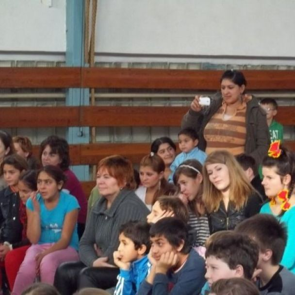 Európsky sociálny fond - mikuláš 2011