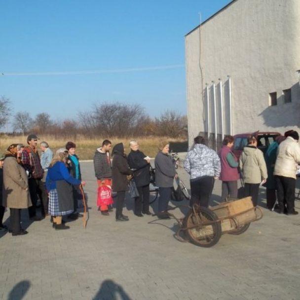 Európsky sociálny fond - Potravinová pomoc
