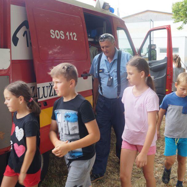 Letný detský Camp 2017