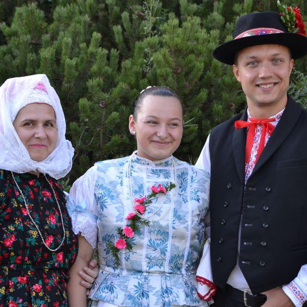 Slovenský deň kroja - Donovaly 2020