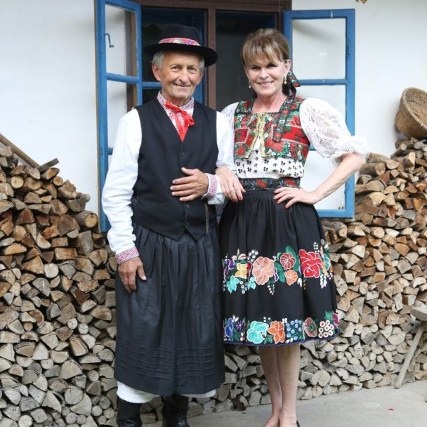Slovenský deň kroja - Kozárovce