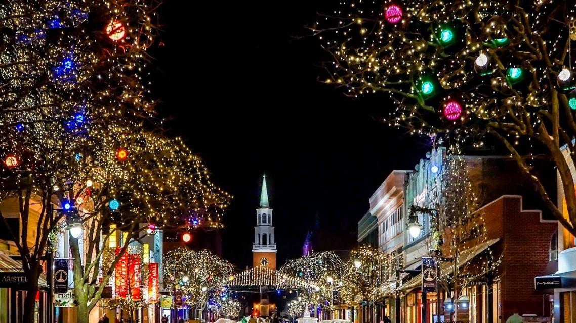 Vianočný Olomouc