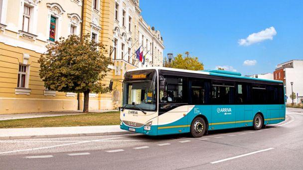 Zmena režimu prevádzky prímestskej dopravy