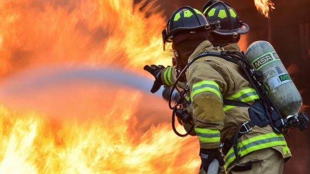 Opatrenia na zabezpečenie ochrany lesov pred požiarmi